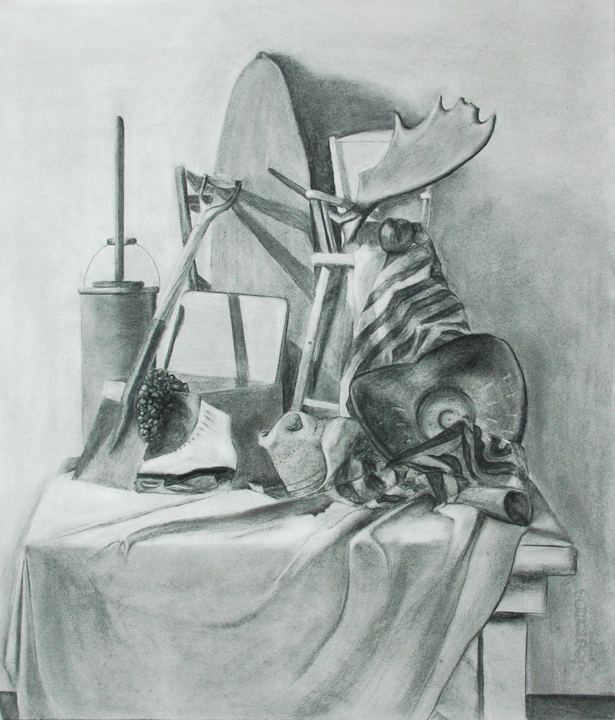 Charcoal - Private Collection